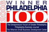 APD&M - 2006 Winner - Awarded by The Entrepreneurs' Forum of Greater Philadelphia Business Journal